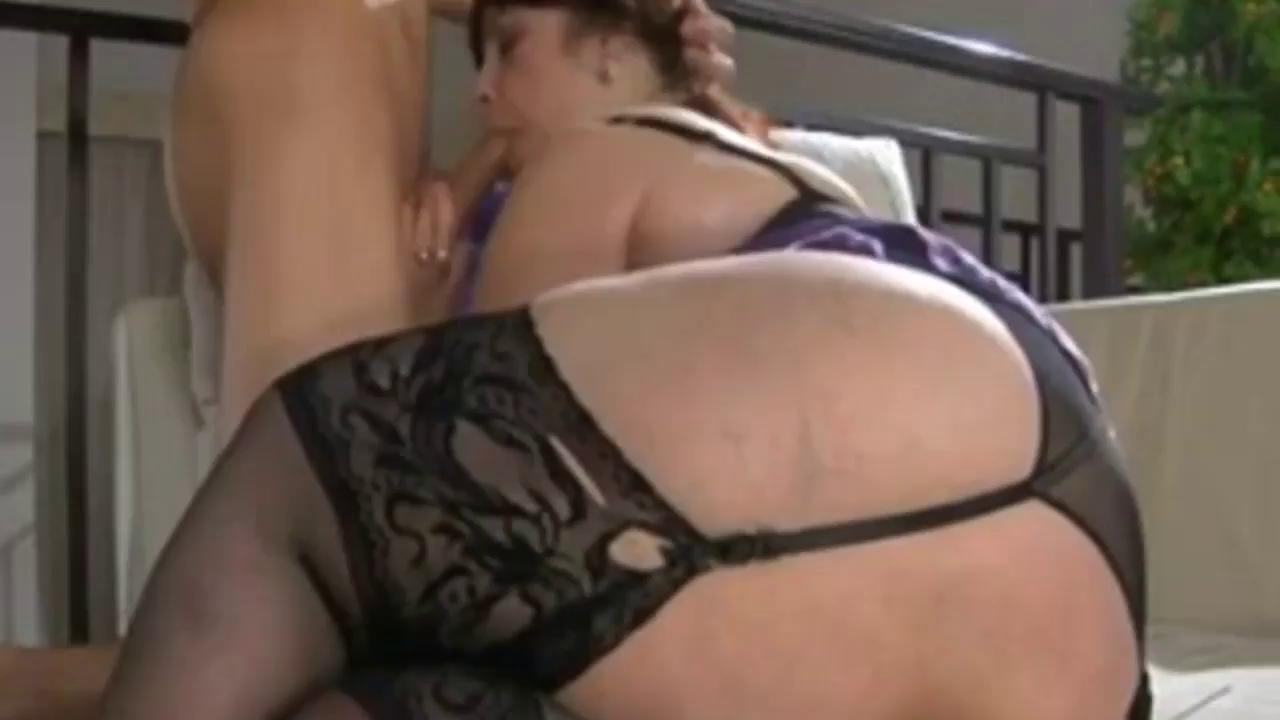 Bbw Anal Creampie Eating
